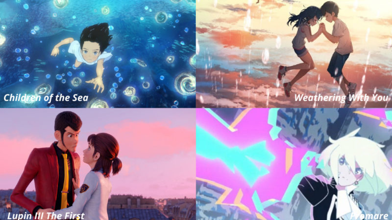 Biglietti in vendita: GKIDS, Fathom Events riportano nei cinema acclamati anime