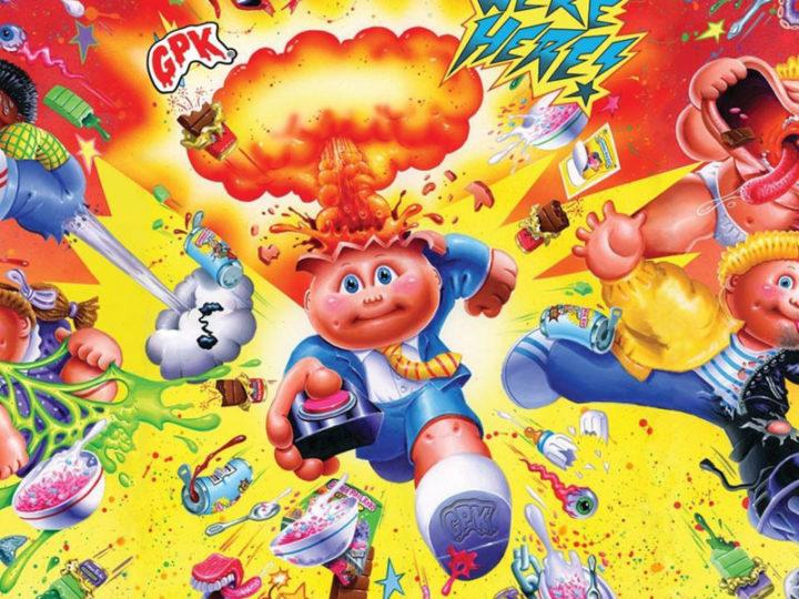 "Serie animata ""Garbage Pail Kids"" in sviluppo presso HBO Max"