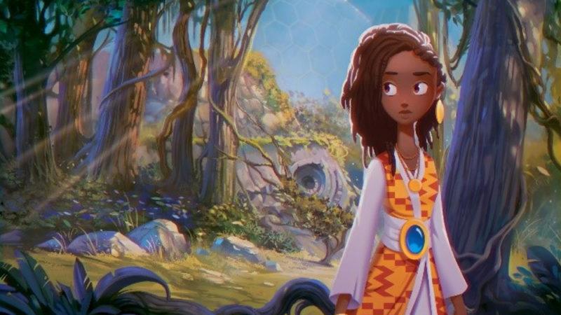 """BRON e Lion Forge presentano il mondo di """"Heiress"""" con una serie animata"""