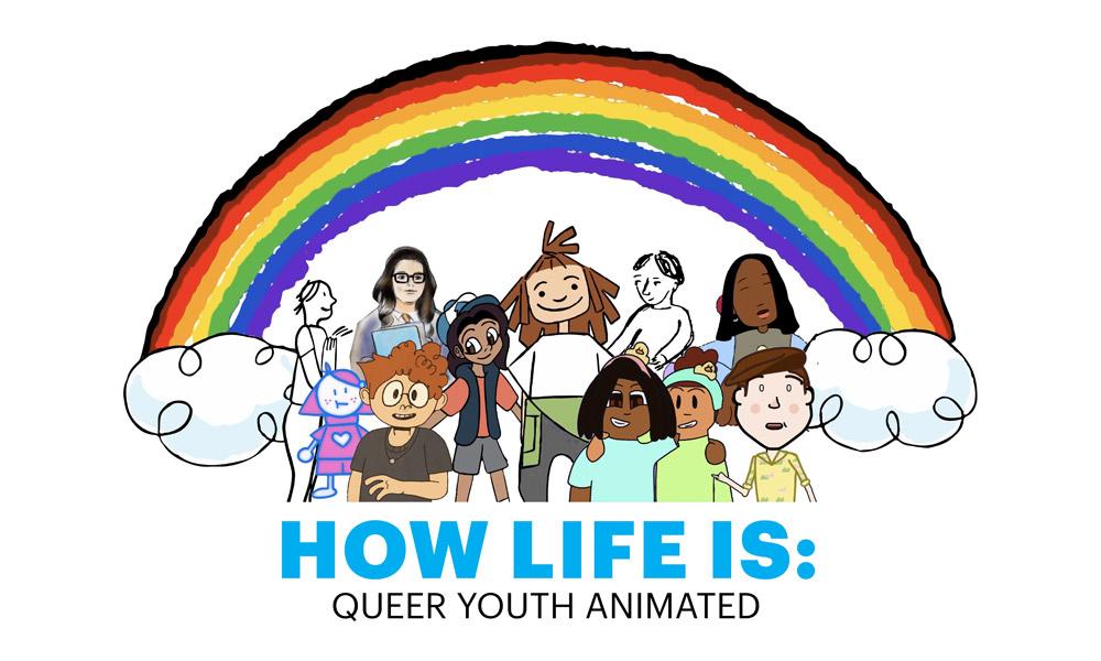 Future Perfect Kickstarts Pride con la serie di cortometraggi Queer Youth 'How Life Is'