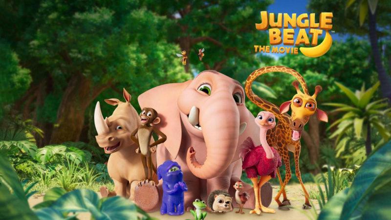 'Jungle Beat' avvolge un'ottava stagione come film, diretto a Netflix