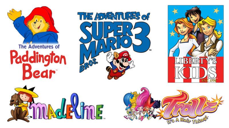 Kartoon Channel di Genius Brands! Cresce con oltre 240 ore di contenuti