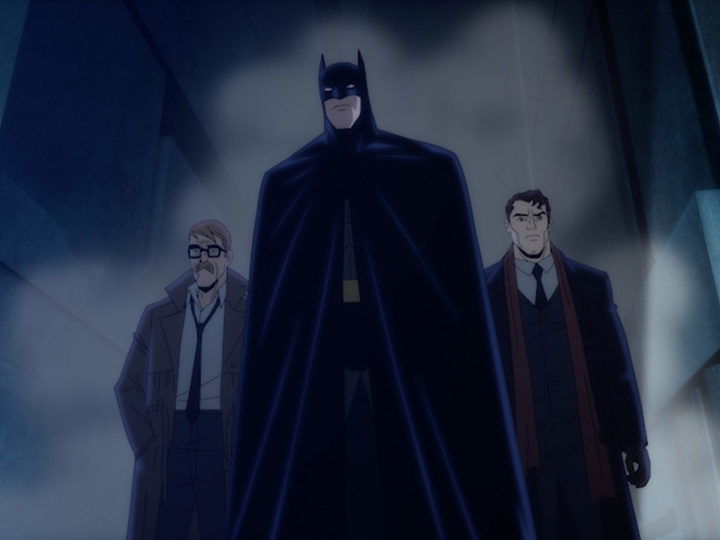 'Batman: The Long Halloween' Pt. 1 Immagini ufficiali smascherate