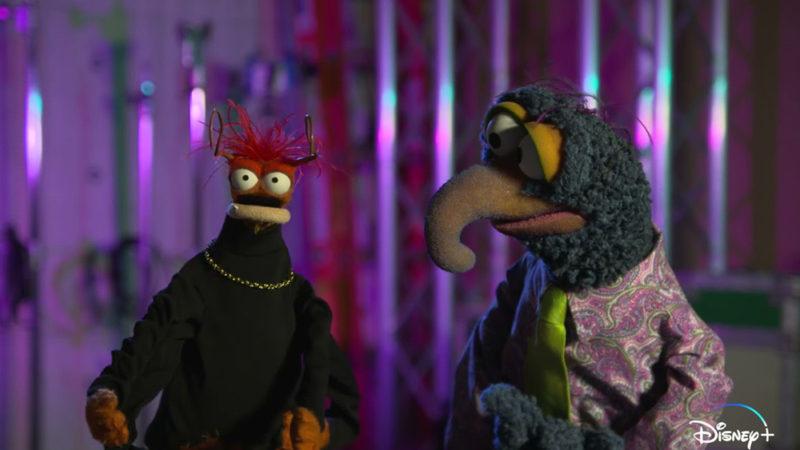 """Guarda: Gonzo e Pepé annunciano lo speciale di Halloween """"Muppets Haunted Mansion"""""""