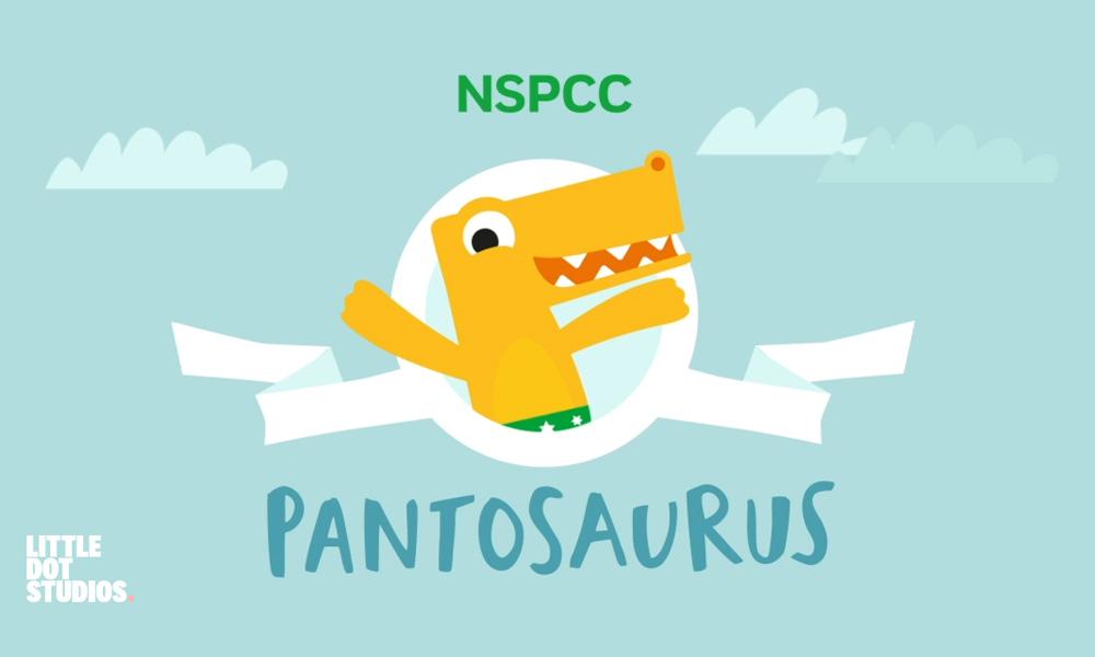 "Little Dot Studios diffonde un importante messaggio ""Pantosaurus"" su YouTube"