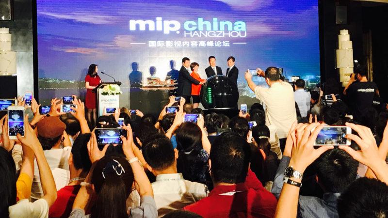 Riattiva te stesso al MIP China