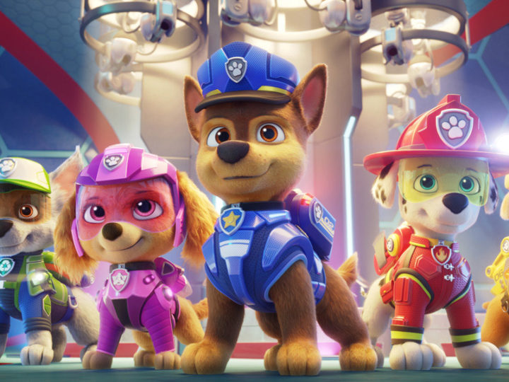 Fur-st Look Pics per 'PAW Patrol: The Movie' Unleashed