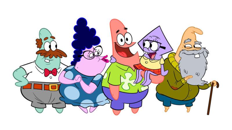 Nickelodeon Sneak Peeks 'The Patrick Star Show,' Original 'SpongeBob' Spinoff debutta a luglio