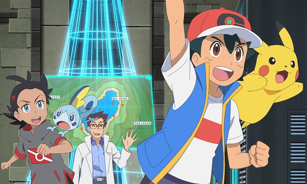 """Il nuovo """"Pokémon Master Journeys: The Series"""" debutta quest'anno"""