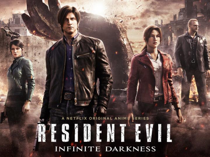 "Trailer: ""RESIDENT EVIL: Infinite Darkness"" arriva l'8 luglio"