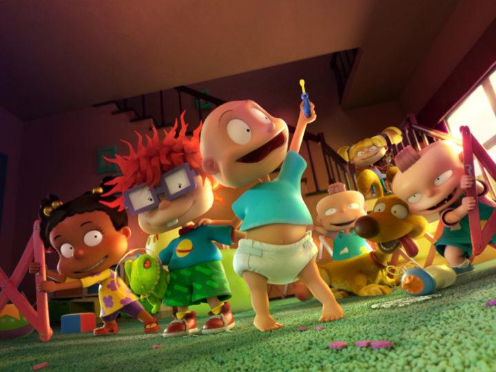 """Il nuovissimo trailer di """"Rugrats"""" uscirà da Paramount +"""
