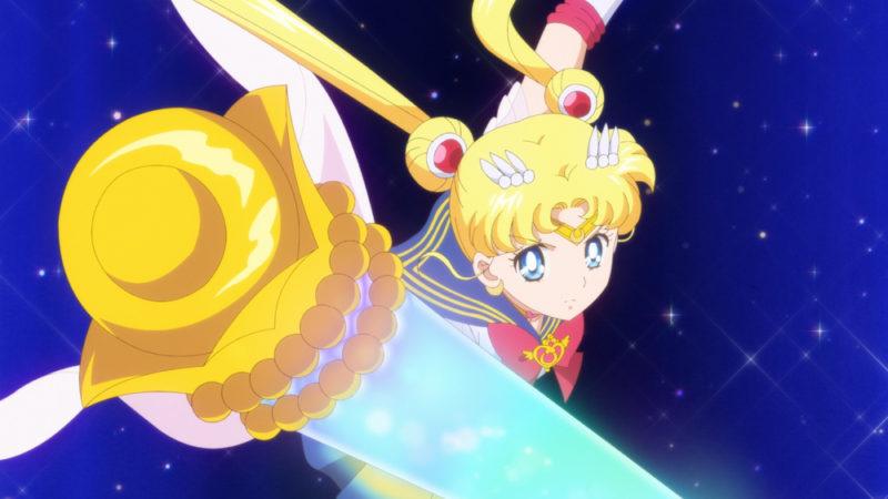 Netflix svela il trailer, i disegni e il cast del doppio film di 'Sailor Moon Eternal'