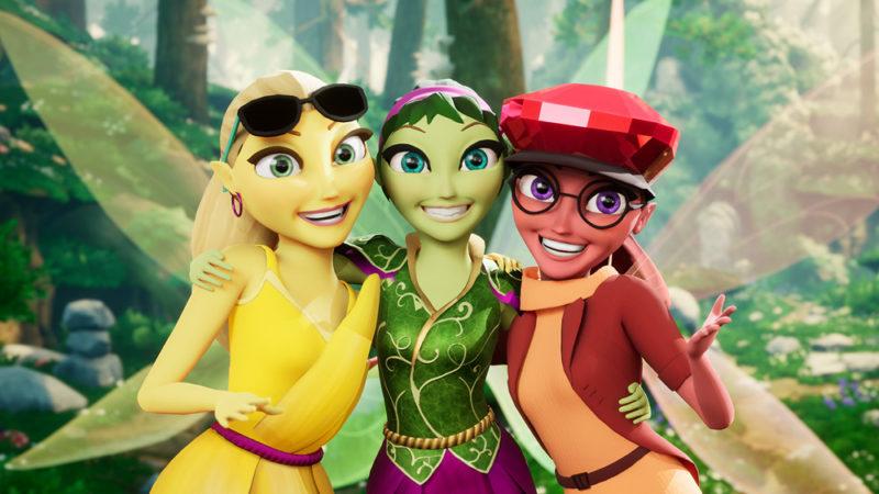 """La realtà virtuale """"The Green Fairy"""" di CONICAL prende il volo con Epic MegaGrant"""