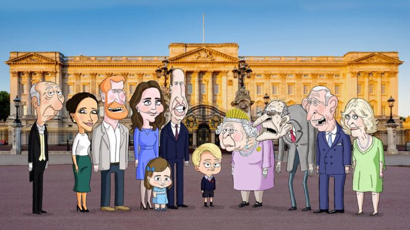 """HBO Max ritarda l'incoronazione del """"Principe"""" dopo la morte del Duca di Edimburgo"""