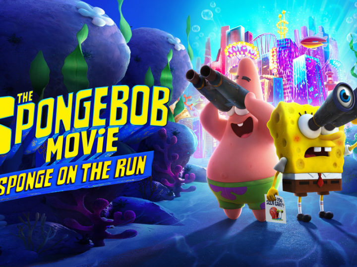"""Sponge on the Run"" arriva sulla strada dell'home video a luglio"