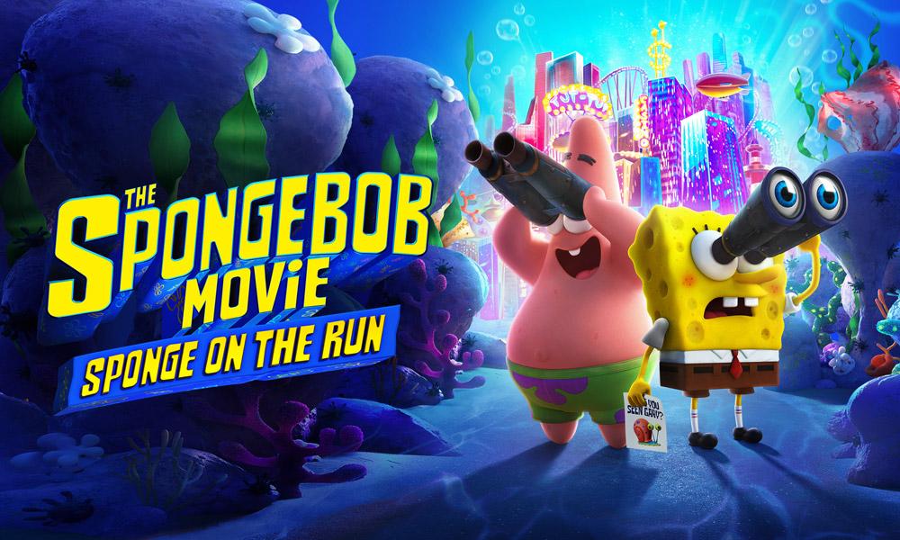"""""""Sponge on the Run"""" arriva sulla strada dell'home video a luglio"""