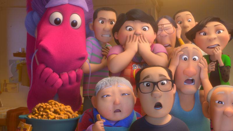 Trailer di debutto di Netflix, nuove immagini per 'Wish Dragon' di Sony