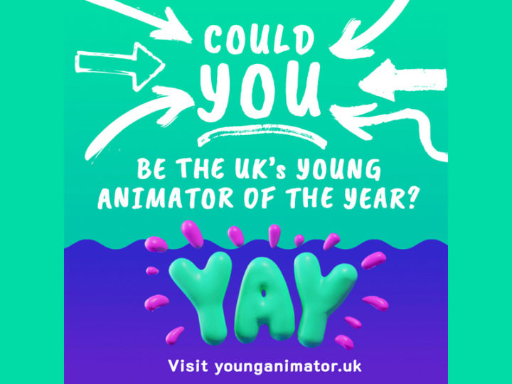 ScreenSkills, Access: VFX Launch Young Animator of the Year UK