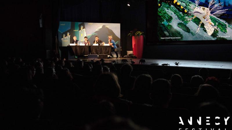 Annecy svela i riflettori di Studio, le demo e le conferenze dei partner MIFA