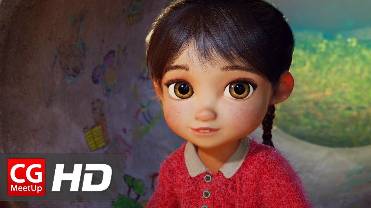 """Guarda il cortometraggio """"Windup"""" di Unity   CGMeetup"""
