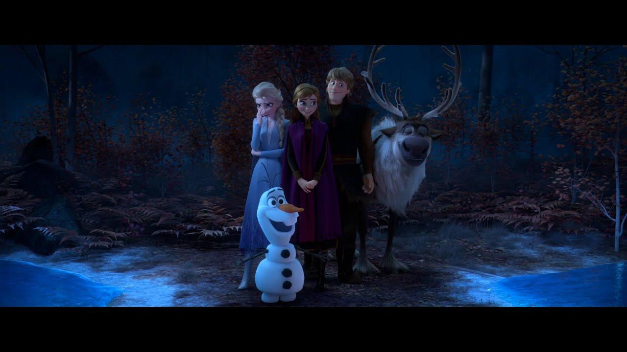 Frozen 2 – Il Segreto di Arendelle | Clip dal Film | Olaf racconta la storia di Frozen