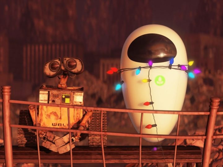 WALL•E corteggia EVE | WALL•E