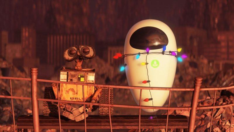 WALL•E corteggia EVE | WALL•E