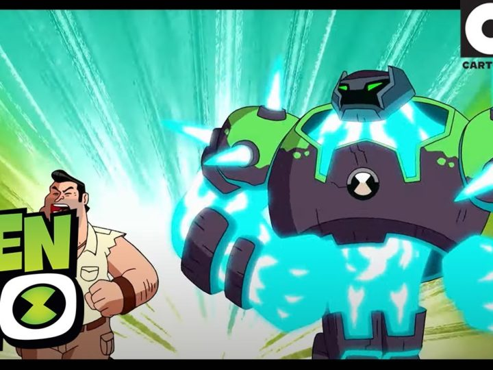 Lo show di Tim Buktu   Ben 10 Italiano   Cartoon Network
