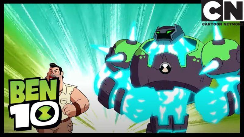 Lo show di Tim Buktu | Ben 10 Italiano | Cartoon Network