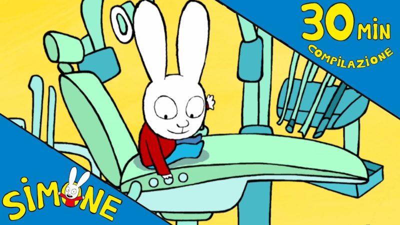 Simone *30 minuti* Compilazione di Episodi Completi HD [Ufficiale] Cartoni Animati