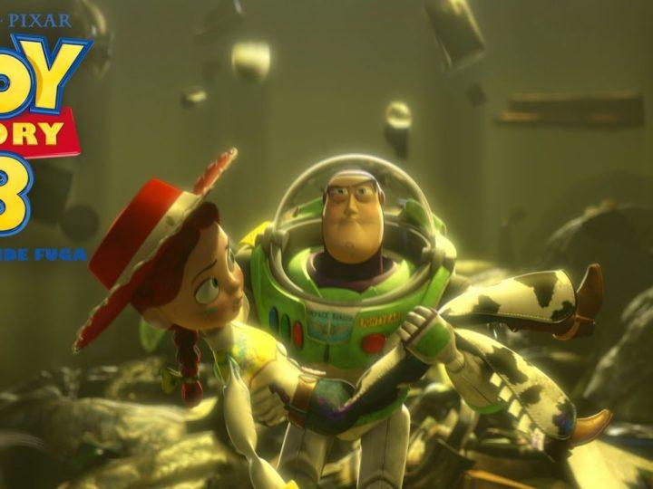 Buzz salva Jesse | Toy Story 3