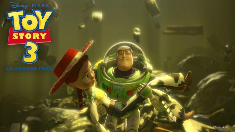 Buzz salva Jesse   Toy Story 3