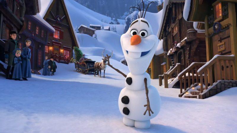 Frozen – Le avventure di Olaf | Clip dal Film | La Stagione più bella