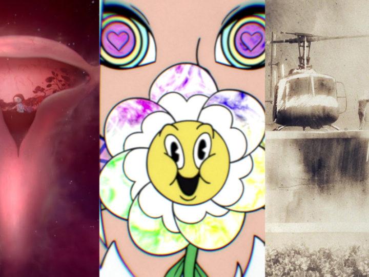 Vincitori del 25 ° Webby Awards Animation