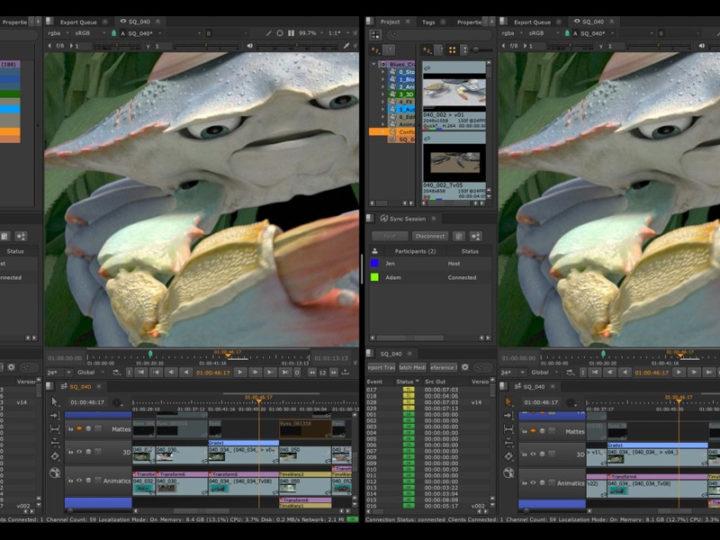 Recensioni tecniche: Nuke 13 di Foundry, HP ZBook Fury 15 G7