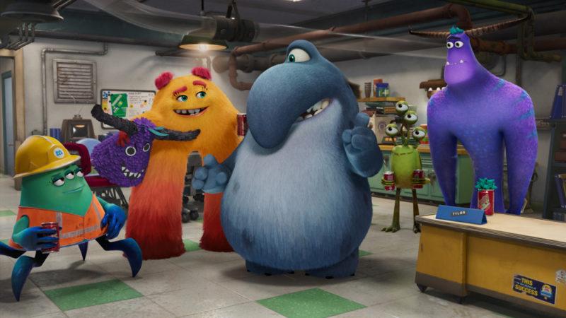 """Trailer: """"Monsters at Work"""" sposta la premiere al 7 luglio su Disney+"""