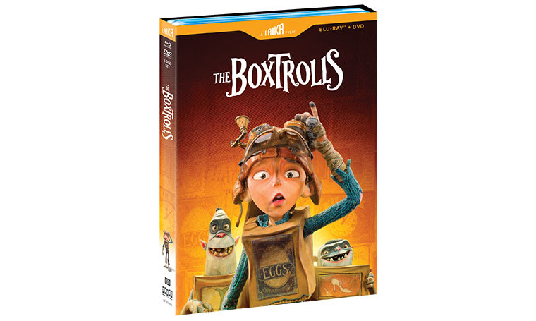 I Boxtrolls (LAIKA Studios Edition)