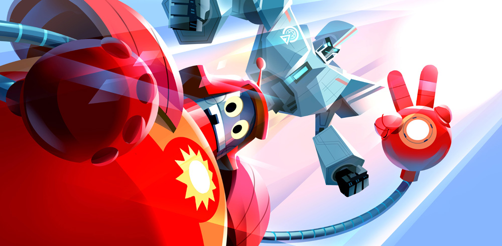 Fratelli Robot Super Giganti