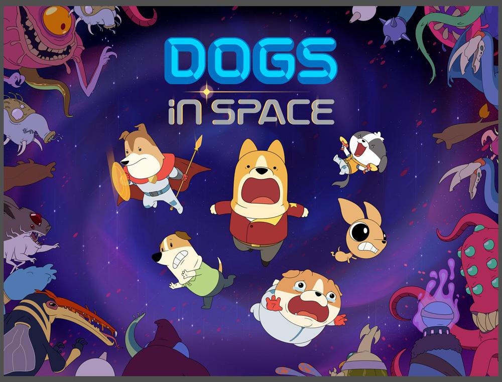 Cani nello spazio