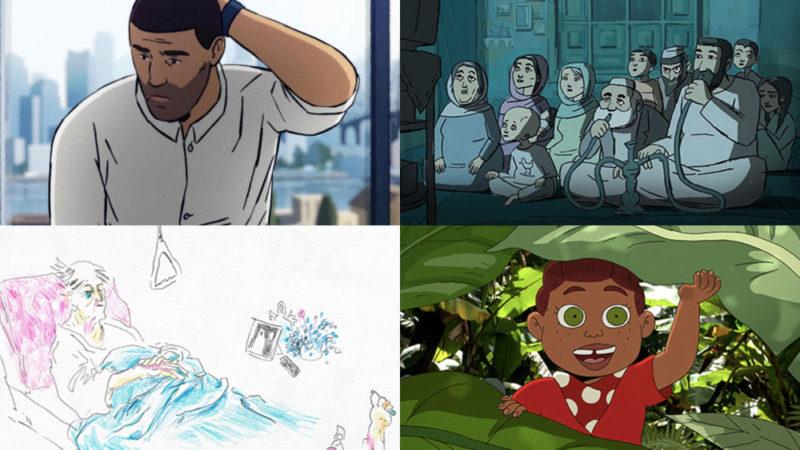 """Fuggi"""", """"My Sunny Maad"""", """"Peel"""" e """"Vanille"""" vincono i migliori premi ad Annecy"""