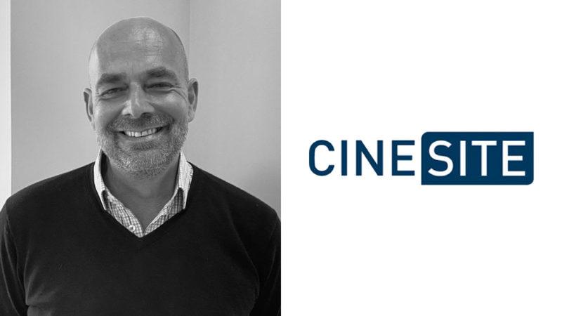 Antony Bluff nominato produttore esecutivo al Cinesite di Londra