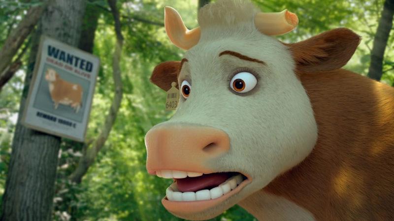 """Esclusivo: Viva Kids insegue i diritti degli Stati Uniti su """"Mucca in fuga"""""""