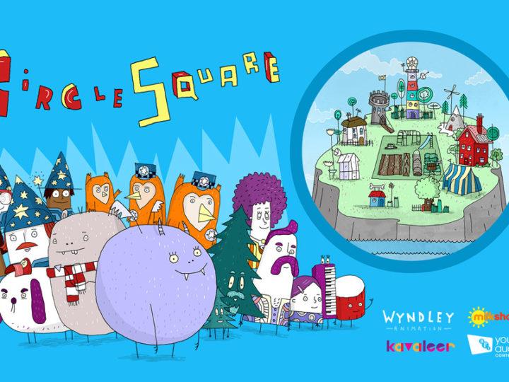 """9 La distribuzione di storie diventa alla moda con """"Circle Square"""" di McLeod Bros"""