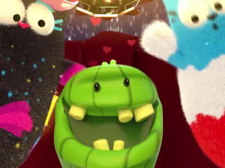 """Grom's Curiosity Ink adatta la serie di giocattoli Cepia """"Cats vs. Pickles"""" in serie"""