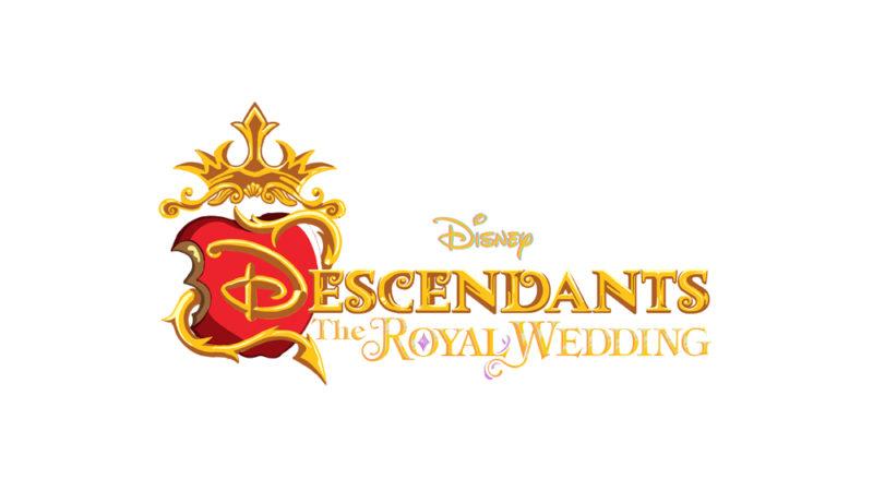 """Premiere speciale animato di """"Descendants: The Royal Wedding"""" 13 agosto Aug"""