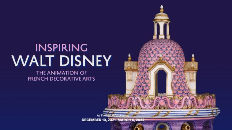 Il Metropolitan Museum di New York ha in programma una grande mostra Disney