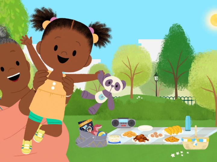 """""""JoJo & Gran Gran"""" della BBC Children debutta negli Stati Uniti su Noggin il 14 giugno"""