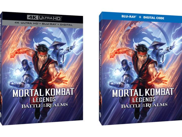"""WBHE combatte il pericolo cosmico in """"Mortal Kombat Legends: Battle of the Realms"""""""