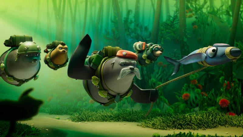 """Esclusivo: il """"Seal Team"""" di Triggerfish pronto per l'azione ad Annecy"""