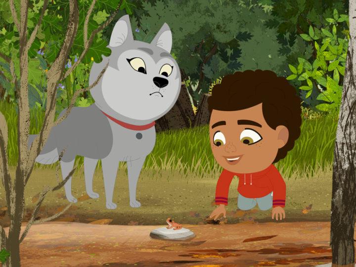 "I cortometraggi ""Through the Woods"" di Fred Rogers vengono lanciati su PBS KIDS"